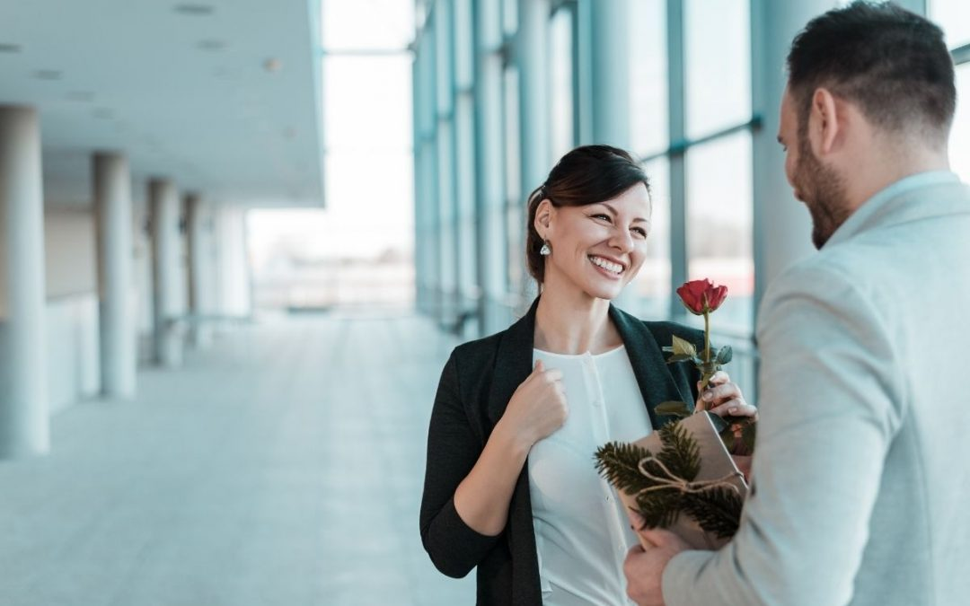 How to make an office romance work: tips on risks and challenges