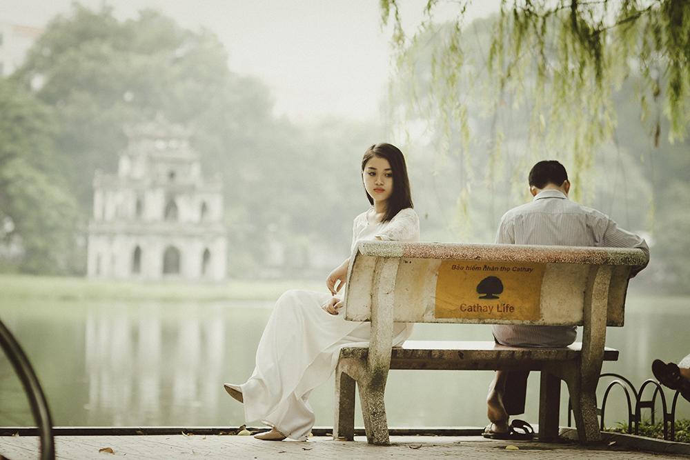 heartbroken in hong kong from divorce or breakup