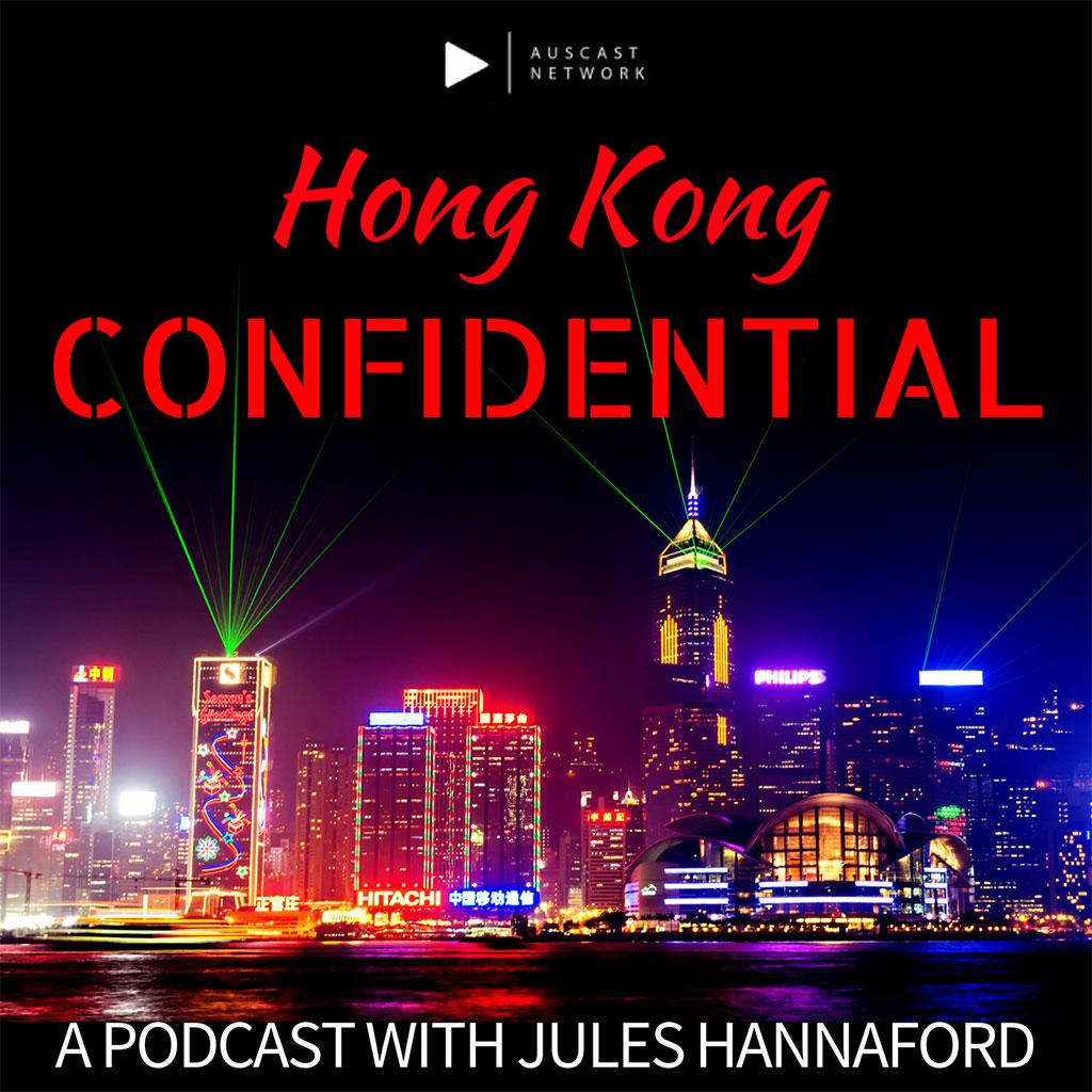 Valentina Tudose on Hong Kong Confidential Podcast